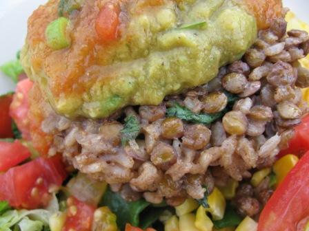 lentilsalad